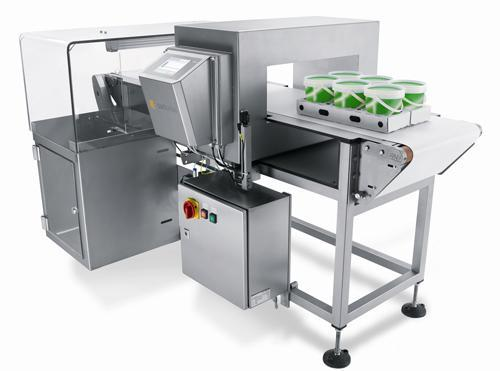 Industrial metal detectors for Food industries