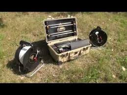 Information about the ground penetrating radar Rental