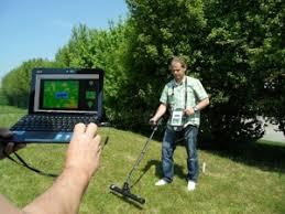 Gold-Radar 16S gpr metal detector